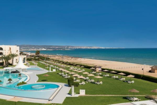 Plage - Hôtel Iberostar Averroes 4* Tunis Tunisie