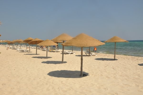 Vacances Nabeul: Hôtel Khayam Garden Beach & Spa