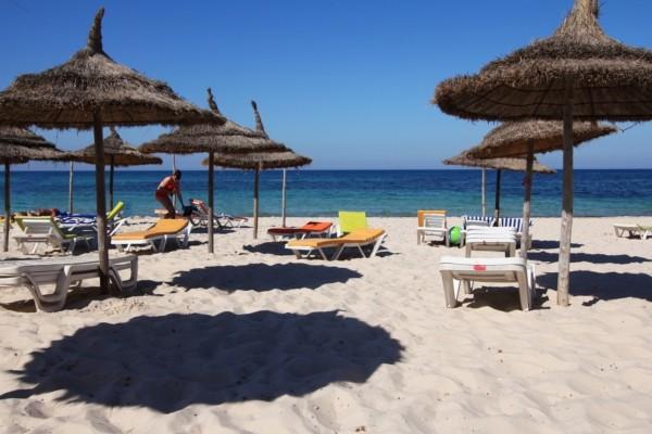 Plage - Hôtel Le Soleil Abou Sofiane 4* Tunis Tunisie