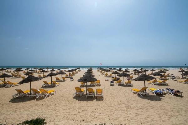 Plage - Club Lookéa Salammbo Hammamet 4* Tunis Tunisie