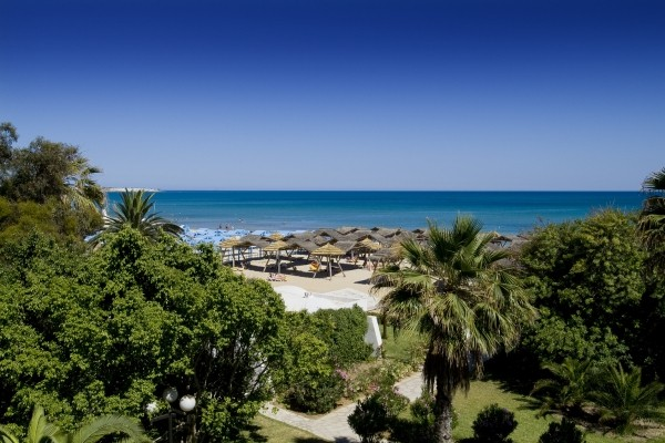 Plage - Orangers Beach Resort