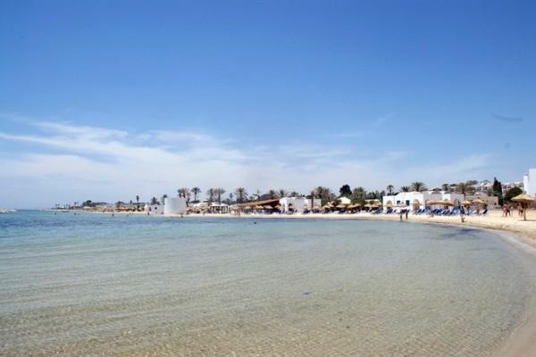 Plage - Hôtel Royal Lido Resort & Spa 4* Tunis Tunisie
