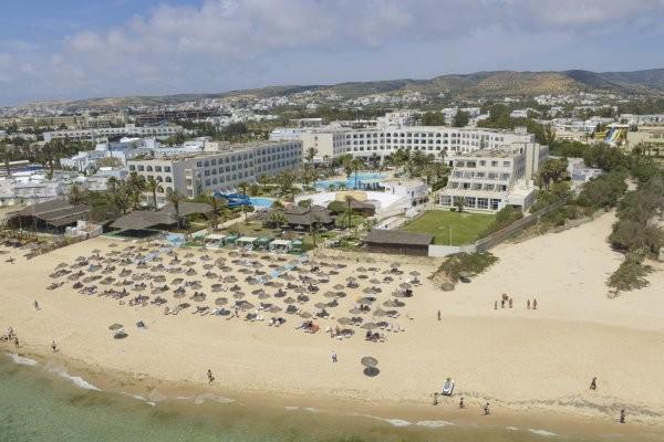 Plage - Hôtel Vincci Nozha Beach 4*