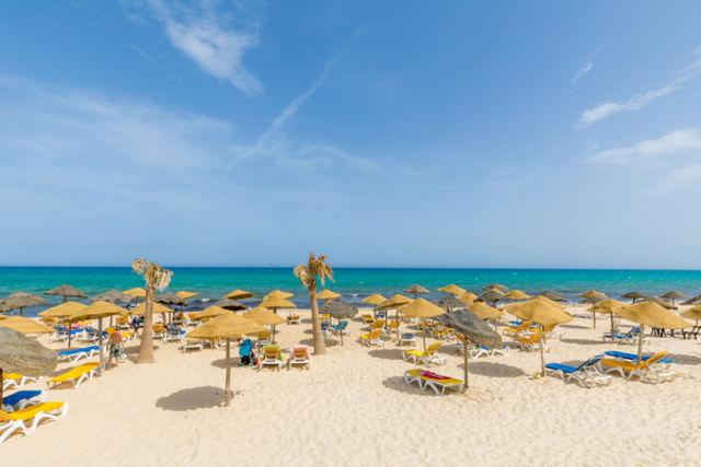 Tunisie : Hôtel Zodiac