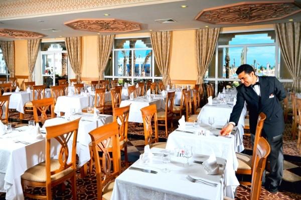 Restaurant - Hôtel Concorde Marco Polo 4* Tunis Tunisie