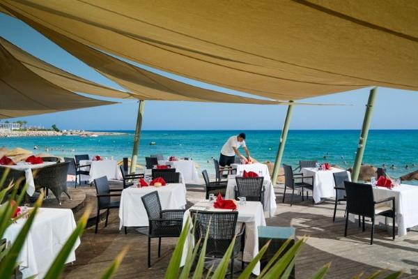Restaurant - Club Coralia Palm Beach Hammamet 4* Hammamet Tunisie