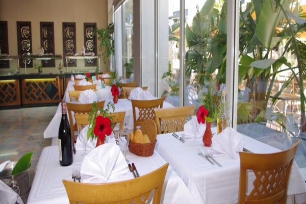 Restaurant - Hôtel Royal Nozha 4* Tunis Tunisie