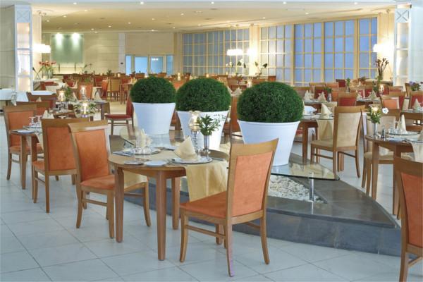 Restaurant - Hôtel The Sindbad 5* Tunis Tunisie