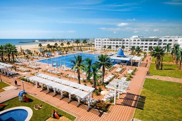 Terrasse - Hôtel Concorde Marco Polo 4* Tunis Tunisie