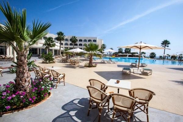 Terrasse - Hôtel Khayam Garden Beach & Spa 4* Tunis Tunisie