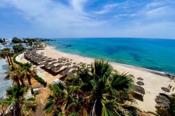 Vue panoramique - Hôtel Bel Azur Thalassa 4* Tunis Tunisie