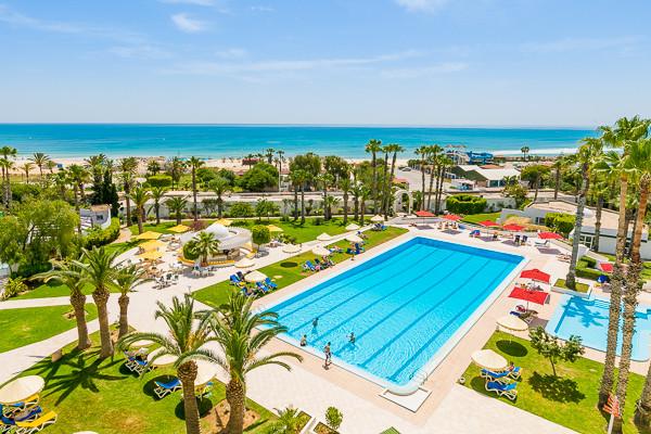 Vue panoramique - Hôtel Eden Village Yadis Hammamet Club 4*