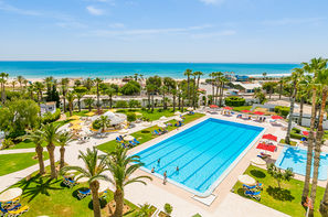 Tunisie-Tunis, Hôtel Hammamet Club