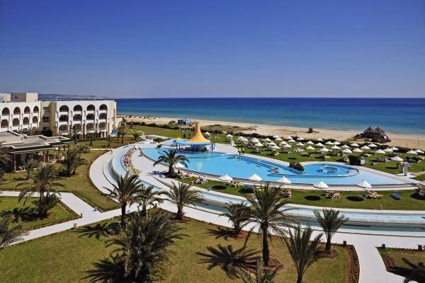 Vue panoramique - Hôtel Hotel Iberostar Averroes 4* Tunis Tunisie