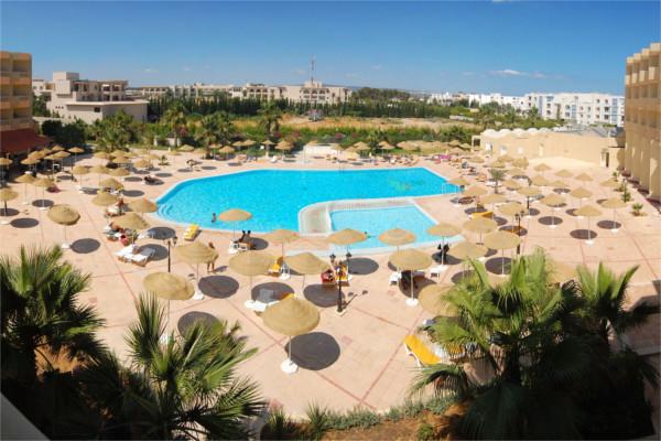 Vue panoramique - Houda Yasmine