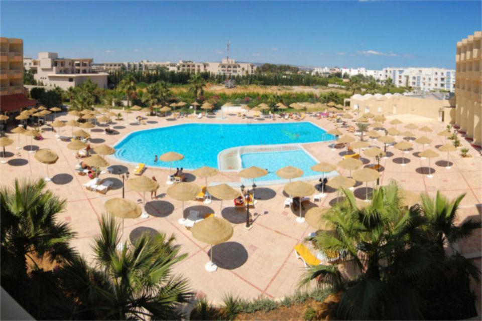 Hôtel Hôtel Houda Yasmine Hammamet Tunisie