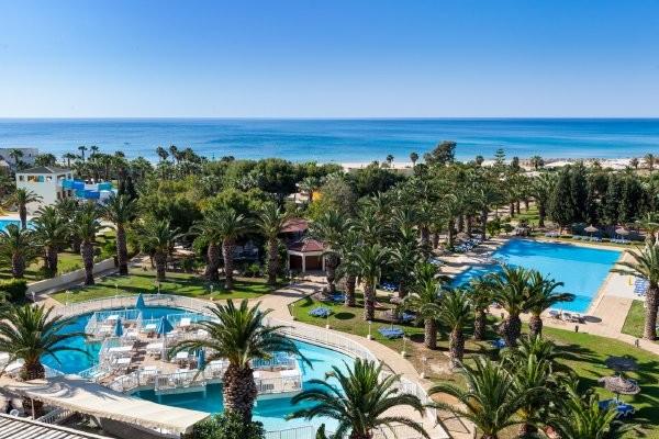 Vue panoramique - Hôtel Manar 5*