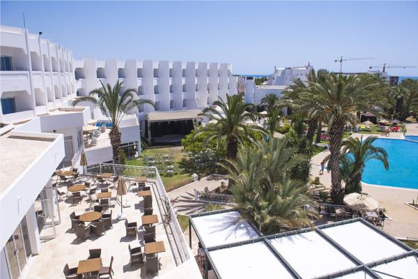 Vue panoramique - Club Marmara Palm Beach Hammamet 4* Tunis Tunisie