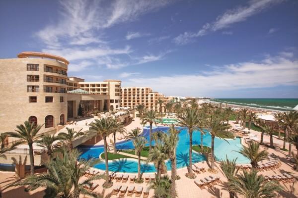 Vue panoramique - Movenpick Resort & Marine Spa Sousse