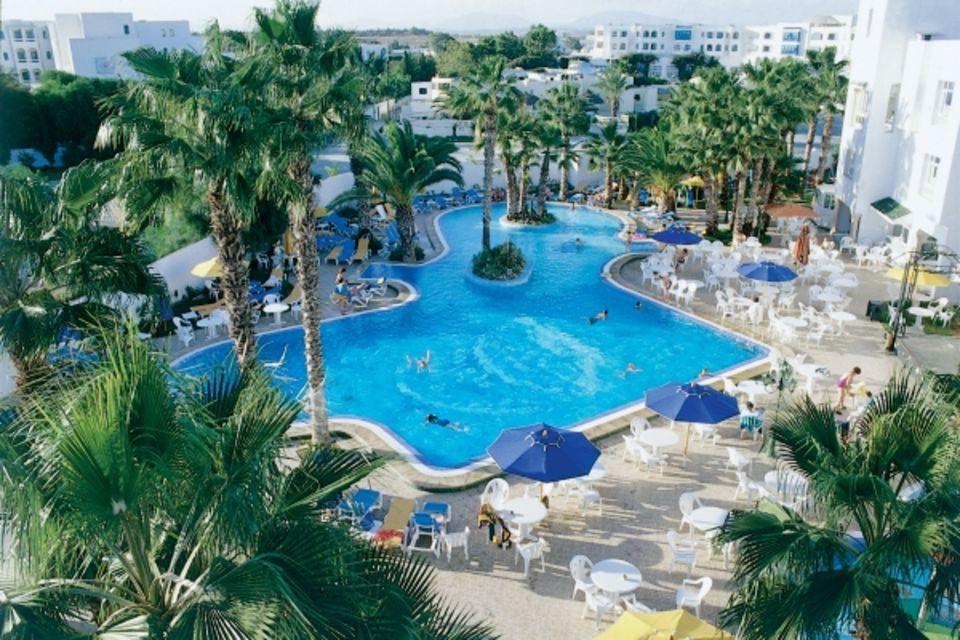 Hôtel Hôtel Nesrine Hammamet Tunisie