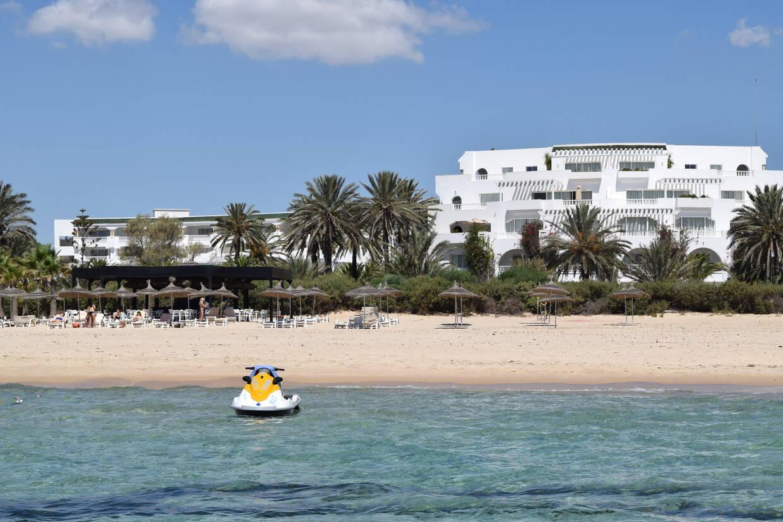 Vue panoramique - Sensimar Oceana Palace 5* Hammamet Tunisie