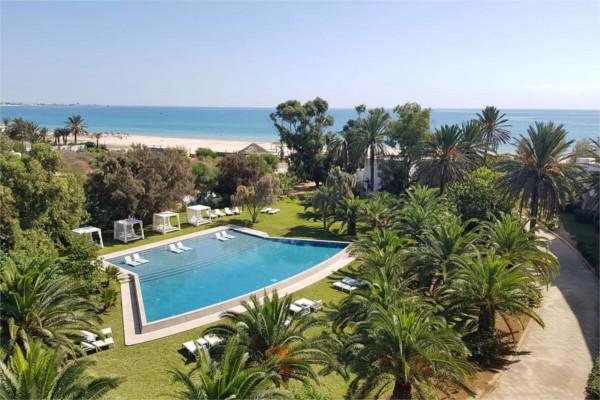 Vue panoramique - Hôtel TUI SENSIMAR Oceana Resort & Spa 5* Tunis Tunisie