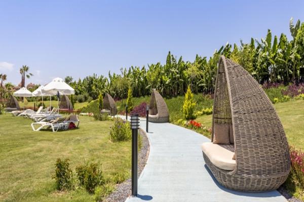Autres - Hôtel Glamour Side Resort 5* Antalya Turquie