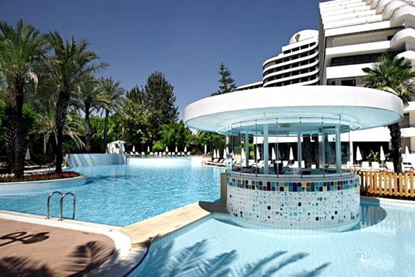Bar - Hôtel Rixos Downtown 5* Antalya Turquie