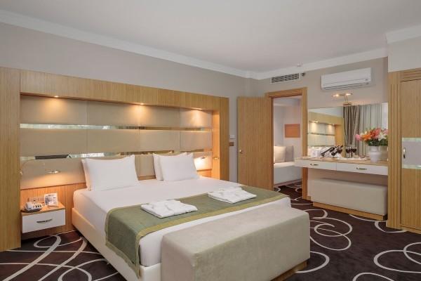 Chambre - Hôtel Alva Donna World Palace 5* Antalya Turquie