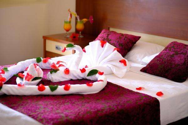 Chambre - Hôtel Anitas Hotel 4* Antalya Turquie
