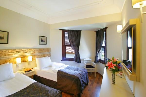 Chambre - Hôtel Aspen 3* Antalya Turquie