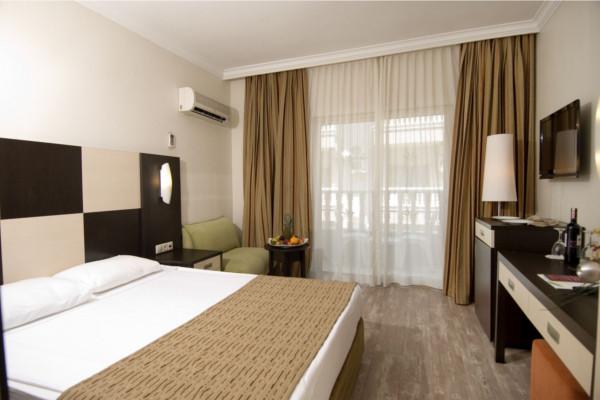 Chambre - Hôtel Aydinbey Famous 5* Antalya Turquie