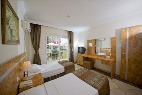Chambre - Hôtel Aydinbey Gold Dreams 5* Antalya Turquie