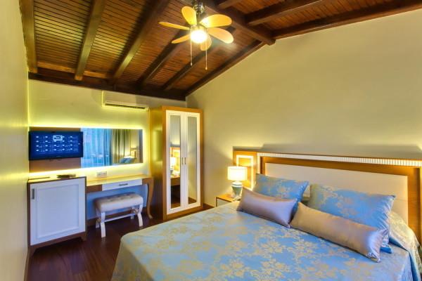 Chambre - Hôtel Dogan 3* Antalya Turquie
