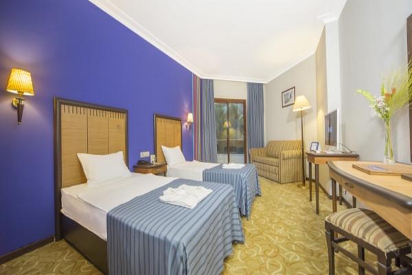 Chambre - Hôtel Fun & Sun Miarosa Incekum Beach 5* Antalya Turquie