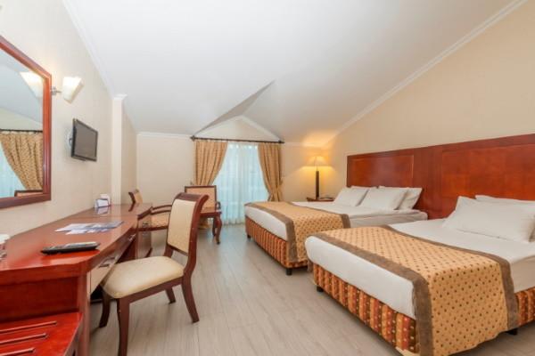 Chambre - Hôtel Grand Ring 5* Antalya Turquie