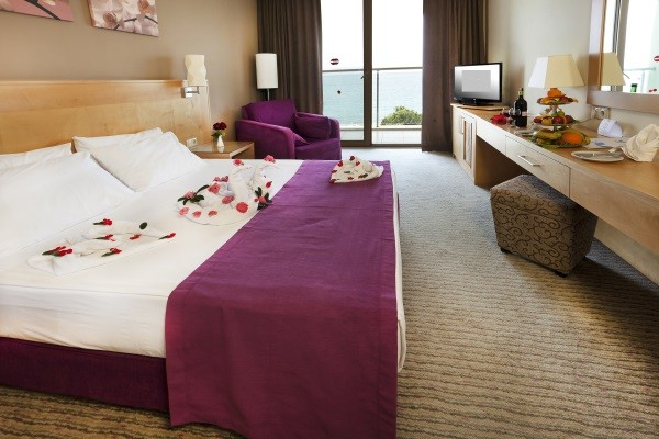 Chambre - Hôtel Mondi Club Sealife Buket Resort & Beach 5* Antalya Turquie