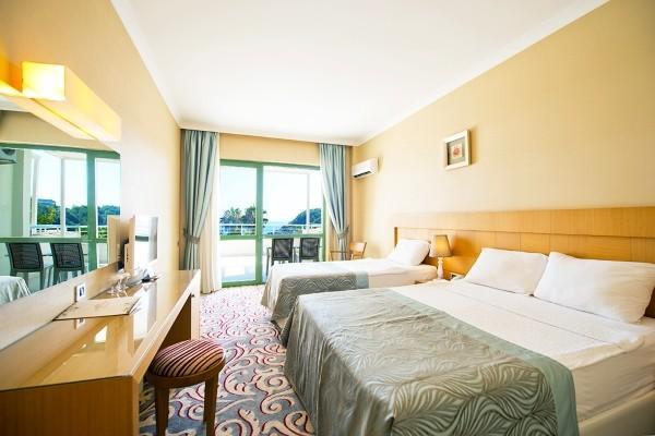 Chambre - Hôtel Q Aventure Park 5* Antalya Turquie