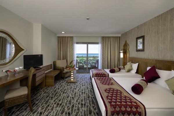 Chambre - Hôtel Royal Dragon 5* Antalya Turquie