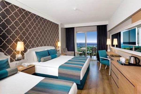 Chambre - Hôtel Sherwood Exclusive Lara 5* Antalya Turquie