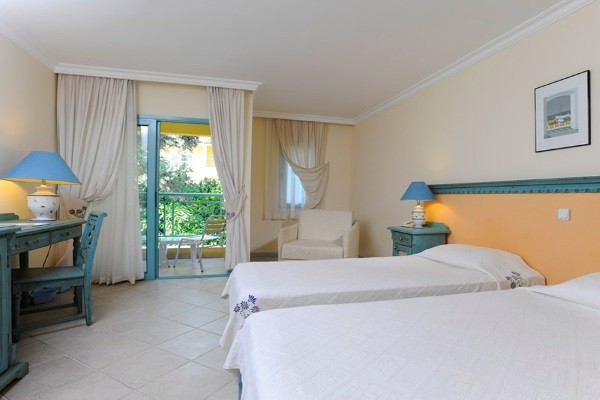 Chambre - Hôtel Sultan Beldibi 4* Antalya Turquie