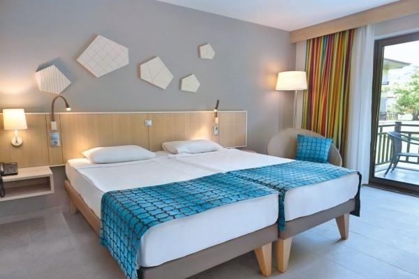 Chambre - Hôtel TIU BLUE Palm Garden 4* Antalya Turquie
