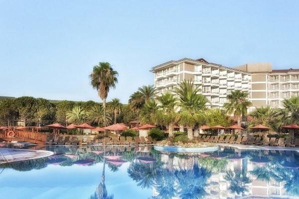 Facade - Hôtel Akka Alinda 5* Antalya Turquie
