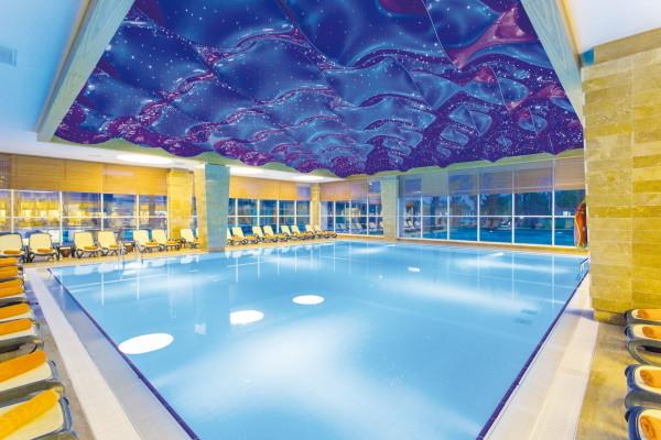 hôtel - équipements - Hôtel Sherwood Exclusive Lara 5* Antalya Turquie