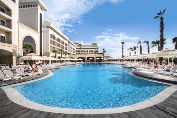 Piscine - Hôtel Alva Donna 5* Antalya Turquie