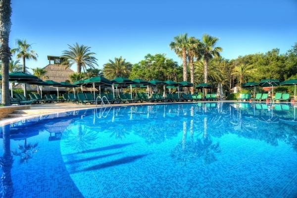 Piscine - Hôtel Amara Club Marine Nature 5* Antalya Turquie