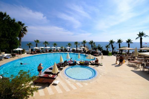 Piscine - Hôtel Anitas Hotel 4* Antalya Turquie