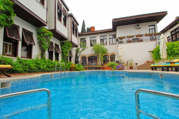 Piscine - Hôtel Aspen 3* Antalya Turquie