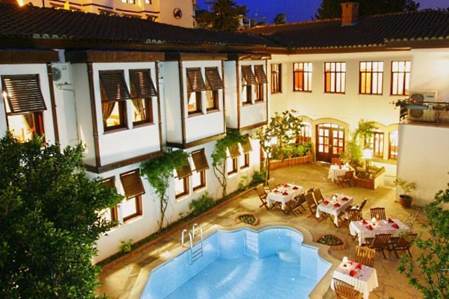 Fram Turquie : hotel Hôtel Aspen - Antalya
