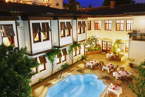 Piscine - Hôtel Aspen Antalya Turquie